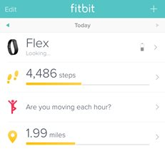 Fitbit Follow-up