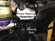 Power Steering Filter Change