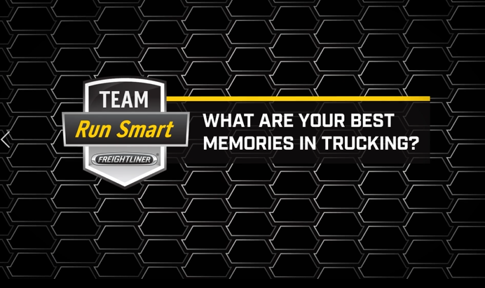 What Are Your Best Memories in Trucking