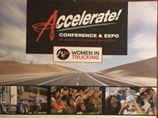 Motivating Women in Trucking Accelerate! Conference