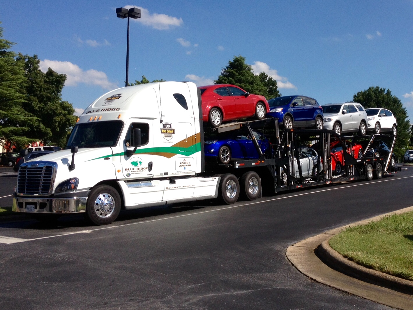 Team Run Smart - So you want to be a car hauler?